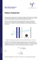 TN 2020-06 Etalons Explained